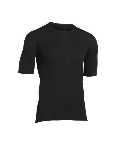 JBS-Classic - undertrøje m korte ærmer-uld-sort