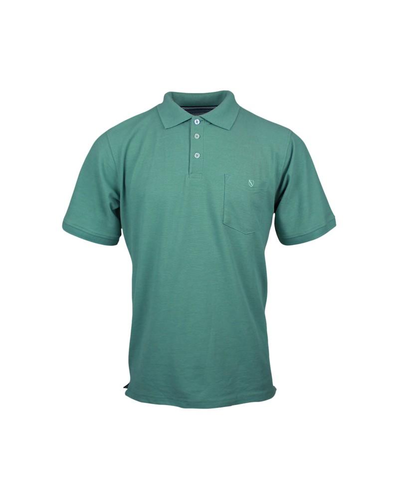 JACKs polo, lysgrøn